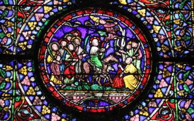Jubelen en ten onder gaan: Lukas 19, 29-44