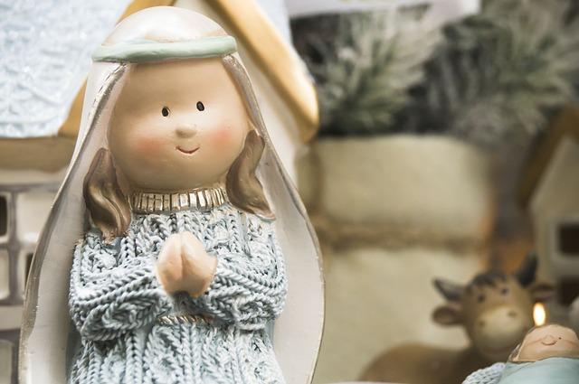 Het lied dat Maria zong