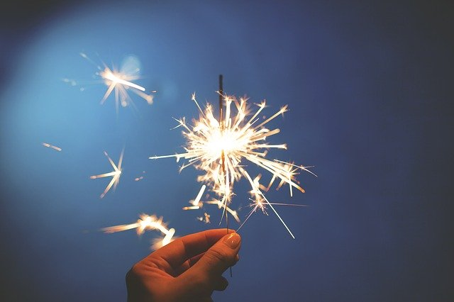 Over het doen van een nieuwjaarswens